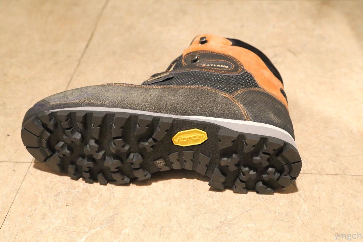 登山靴ソール交換_f0157812_16591112.jpg
