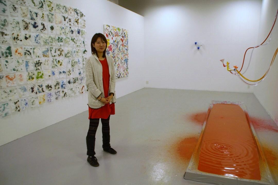 東京造形大学・大学院の卒業制作展「ZOKEI展」~映画専攻クラスで僕を卒業制作指導員に指名してくれた4年生に講評/新年会@チャイカ_f0006713_00212438.jpg