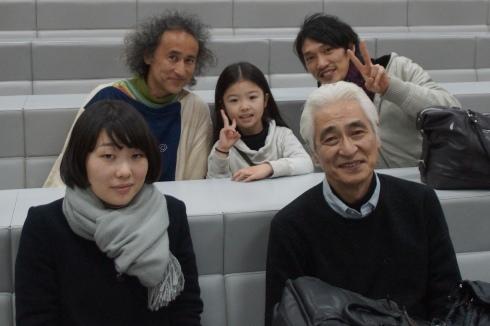 東京造形大学・大学院の卒業制作展「ZOKEI展」~映画専攻クラスで僕を卒業制作指導員に指名してくれた4年生に講評/新年会@チャイカ_f0006713_00225828.jpg