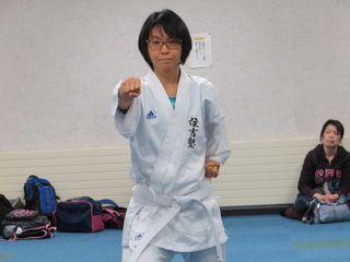 星置教室 昇級審査会_c0118332_2249229.jpg