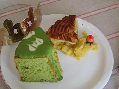 Galette des roise....ciffon cake_e0220645_1729876.jpg