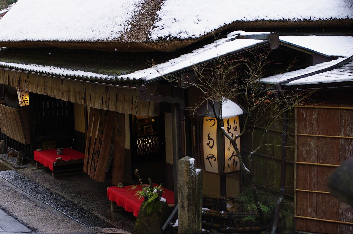雪の鳥居本..._f0152550_23242447.jpg