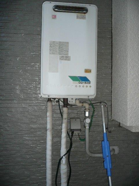 給湯専用 ガス給湯器を入替えました_e0207151_15251464.jpg