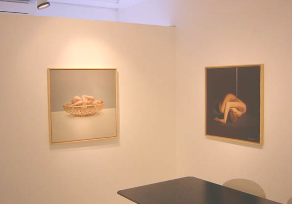 LAURA BENEDETTI  展  NUDI SENTIMENT   NAKED FEELINGS_e0080662_14364795.jpg