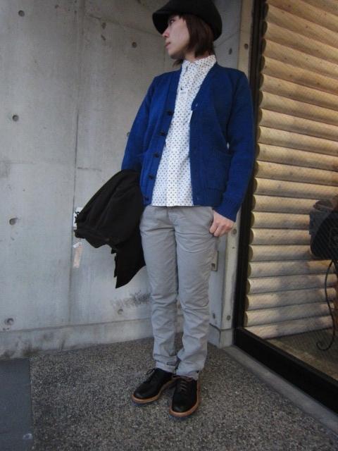 コイツは、春使えるCOAT JKT です☆★ EXTRA MILE USA ・・・ SEP COAT (別注・修正版)!♪!_d0152280_2358476.jpg