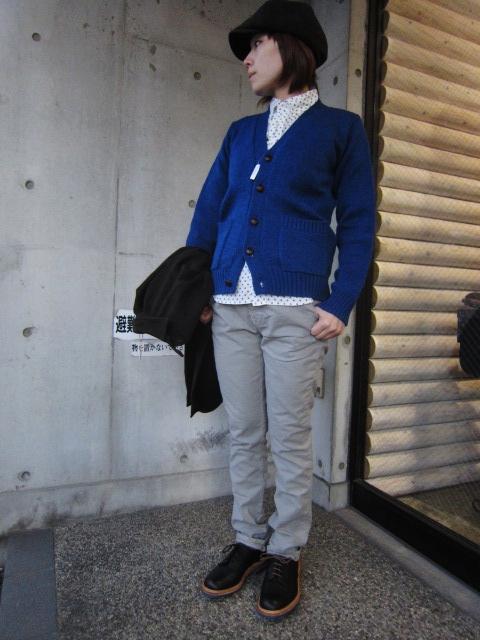 コイツは、春使えるCOAT JKT です☆★ EXTRA MILE USA ・・・ SEP COAT (別注・修正版)!♪!_d0152280_23591381.jpg