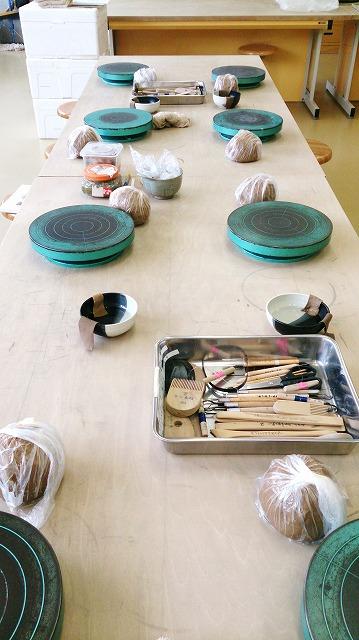 陶芸体験をやりました_a0107184_3519100.jpg