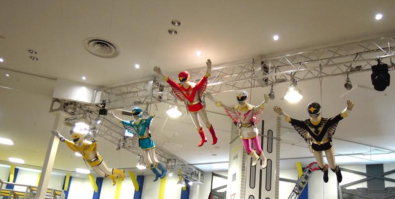 東映ヒーローワールドに行って来ました!_e0030586_11334921.jpg