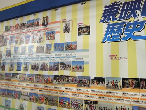東映ヒーローワールドに行って来ました!_e0030586_11335816.jpg