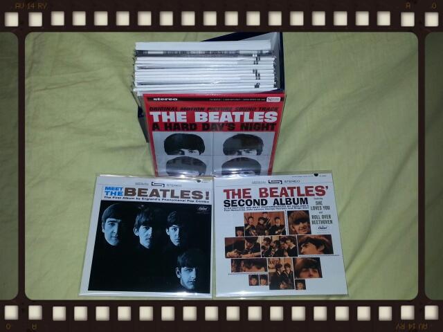 THE BEATLES / THE U.S. ALBUMS 日本製紙ジャケ_b0042308_2343398.jpg