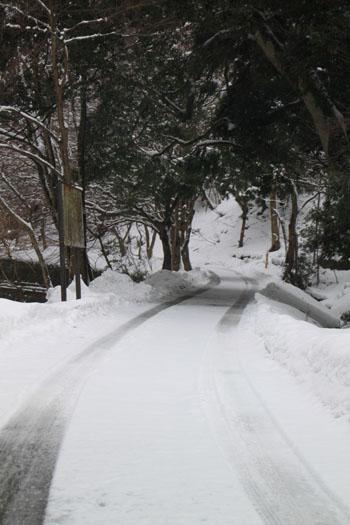 安曇川上流葛川 14雪けしき10_e0048413_14402860.jpg