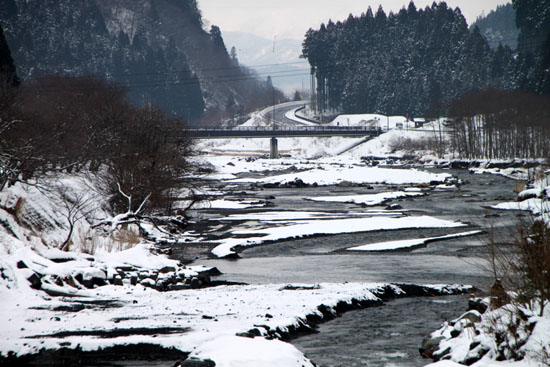 安曇川上流葛川 14雪けしき10_e0048413_1442944.jpg