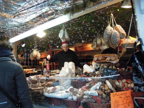 パリのクリスマスマーケット_c0247818_22234814.jpg