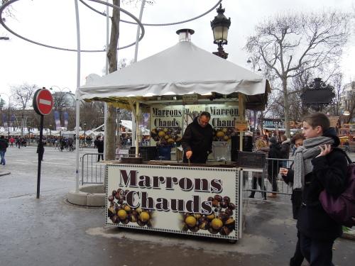 パリのクリスマスマーケット_c0247818_22344715.jpg