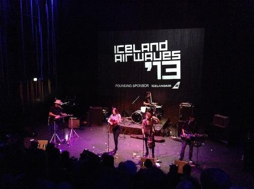 アイスランド・エアウエイブス2013 〔9後半) モーゼズ・ハイタワー、アゥスゲイルで盛りだくさん!_c0003620_4123197.jpg
