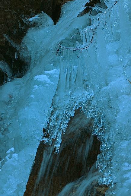 氷のオブジェ_c0047422_19121974.jpg