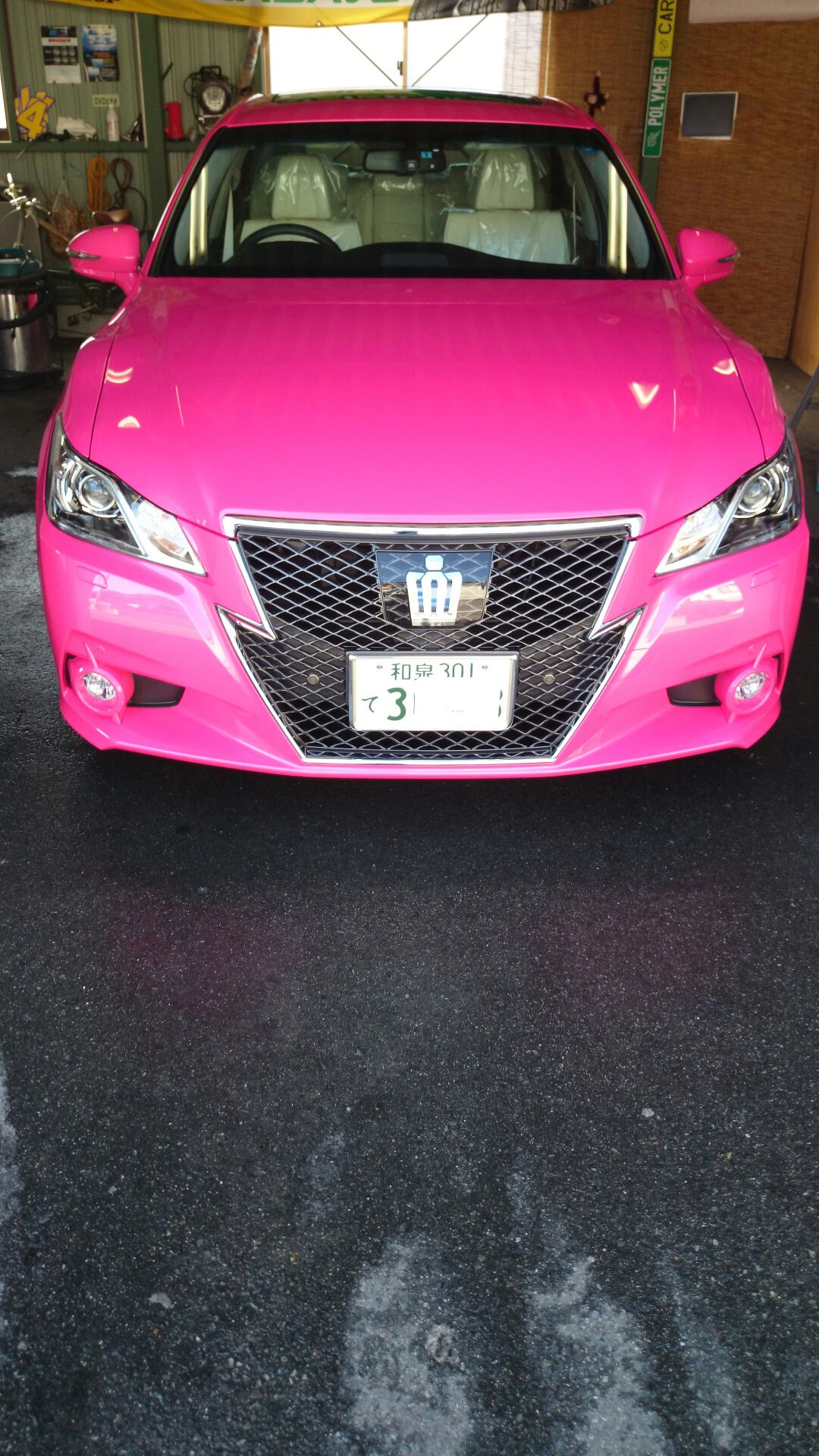 ピンクのクラウンの巻_a0197623_1139170.jpg