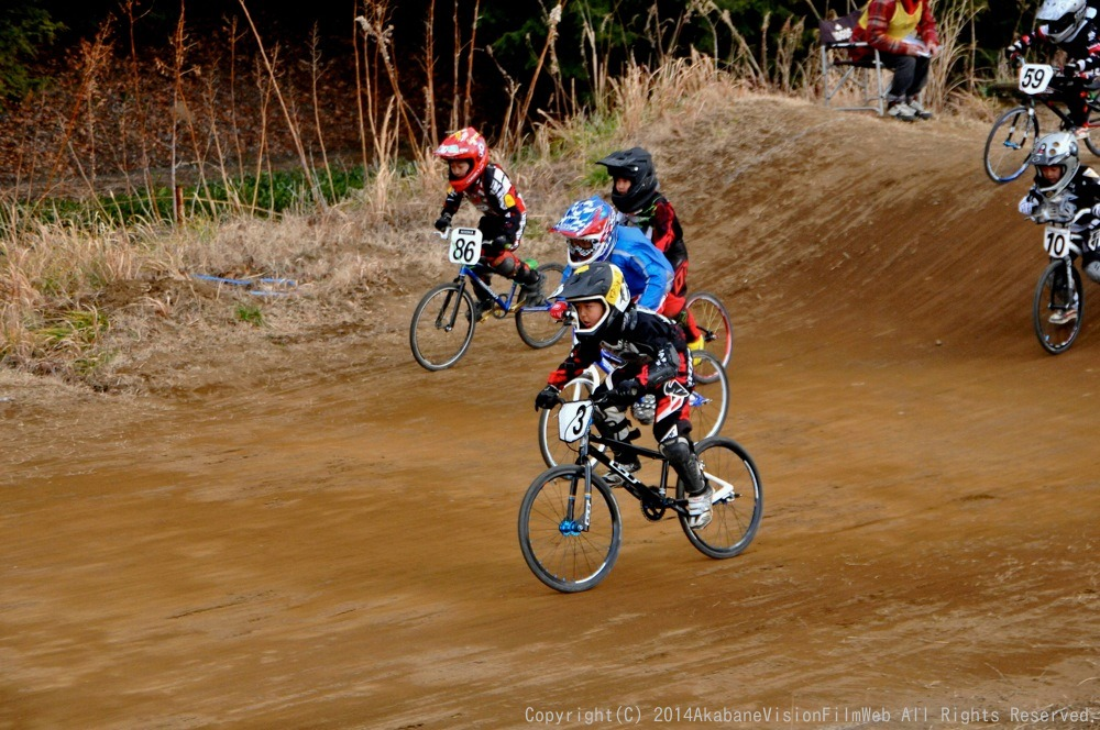 JOSF2014 OPENING RACE(緑山1月定期戦)VOL6:ミルキー7決勝 動画あり_b0065730_21101027.jpg