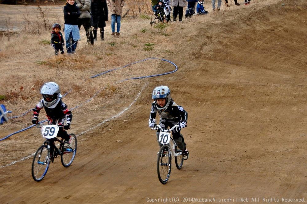 JOSF2014 OPENING RACE(緑山1月定期戦)VOL6:ミルキー7決勝 動画あり_b0065730_21115695.jpg