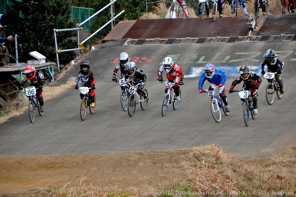 JOSF2014 OPENING RACE(緑山1月定期戦)VOL6:ミルキー7決勝 動画あり_b0065730_2193578.jpg