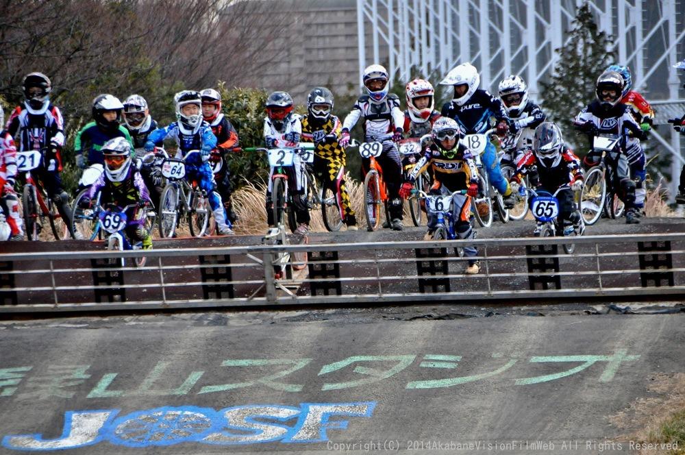 JOSF2014 OPENING RACE(緑山1月定期戦)VOL7:ミルキー8決勝 動画あり_b0065730_2202737.jpg