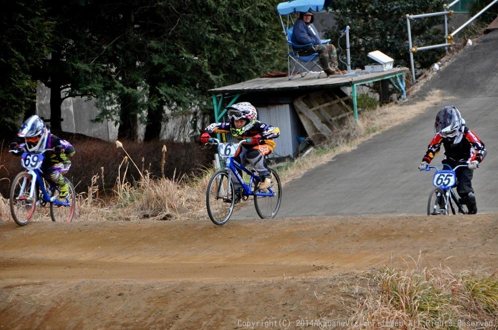 JOSF2014 OPENING RACE(緑山1月定期戦)VOL7:ミルキー8決勝 動画あり_b0065730_221777.jpg