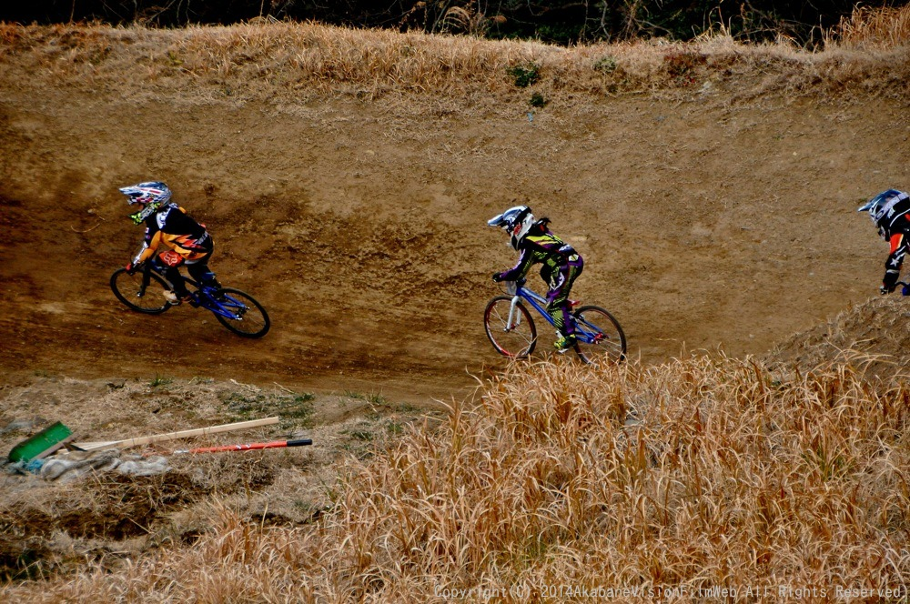 JOSF2014 OPENING RACE(緑山1月定期戦)VOL7:ミルキー8決勝 動画あり_b0065730_2222835.jpg