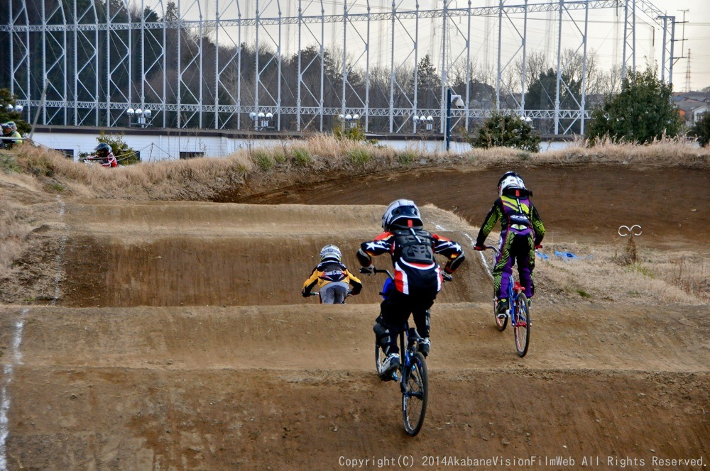 JOSF2014 OPENING RACE(緑山1月定期戦)VOL7:ミルキー8決勝 動画あり_b0065730_2232992.jpg