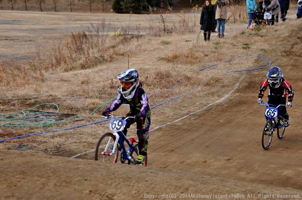 JOSF2014 OPENING RACE(緑山1月定期戦)VOL7:ミルキー8決勝 動画あり_b0065730_22331.jpg