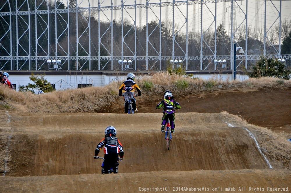 JOSF2014 OPENING RACE(緑山1月定期戦)VOL7:ミルキー8決勝 動画あり_b0065730_2234392.jpg