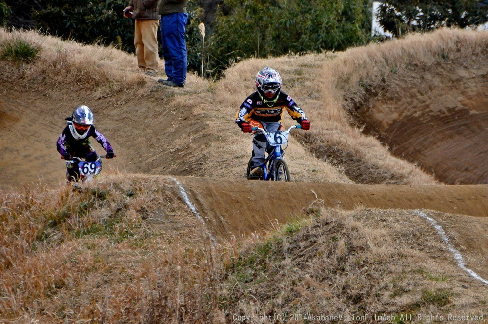 JOSF2014 OPENING RACE(緑山1月定期戦)VOL7:ミルキー8決勝 動画あり_b0065730_2241781.jpg