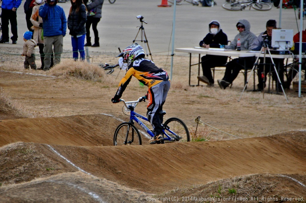 JOSF2014 OPENING RACE(緑山1月定期戦)VOL7:ミルキー8決勝 動画あり_b0065730_2253892.jpg