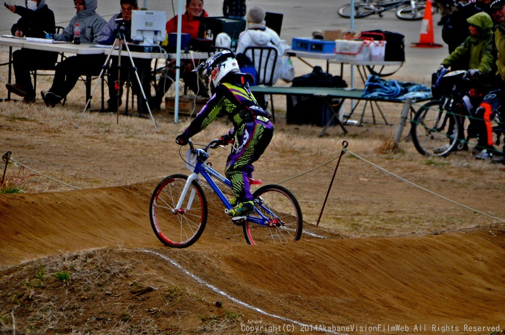 JOSF2014 OPENING RACE(緑山1月定期戦)VOL7:ミルキー8決勝 動画あり_b0065730_2254971.jpg
