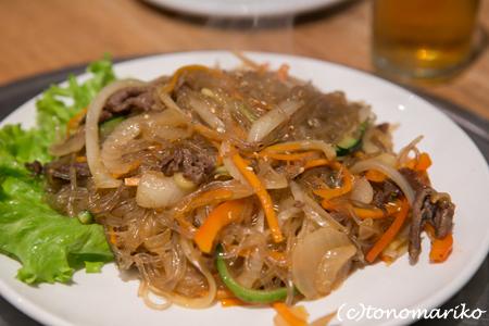 韓国レストランでおしゃべりナイト_c0024345_22184252.jpg
