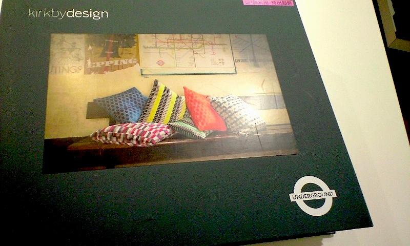 祝!ロンドン地下鉄開通150周年 『カークビーデザイン・アンダーグラウンド』_c0157866_173443.jpg