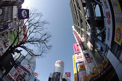 1月28日(火)の渋谷109前交差点_b0056983_11452042.jpg
