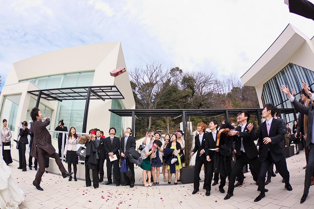 Happy Wedding! \\(^o^)/:Part2_c0187584_1001247.jpg