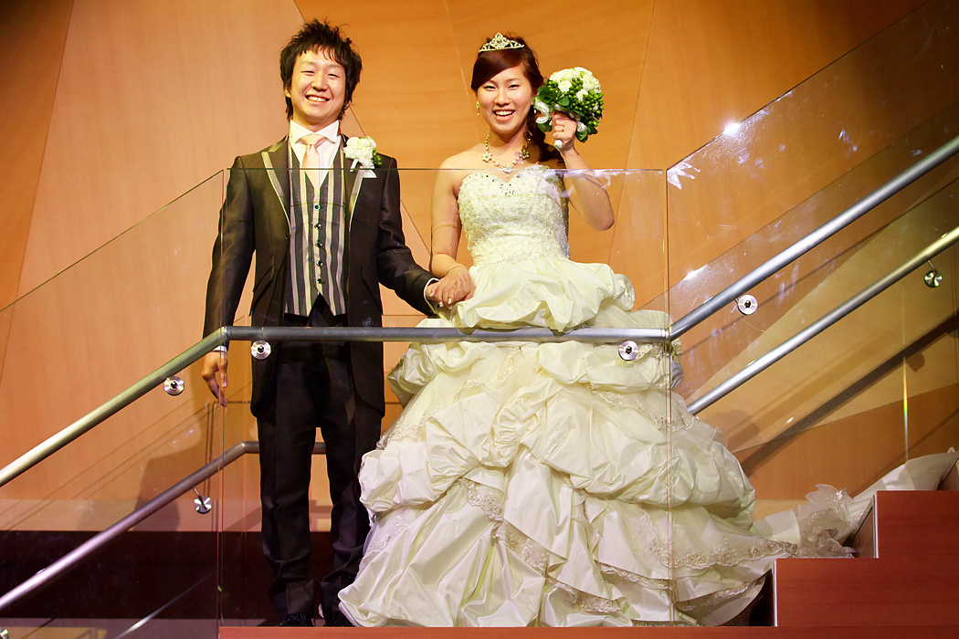 Happy Wedding! \\(^o^)/:Part2_c0187584_1004643.jpg