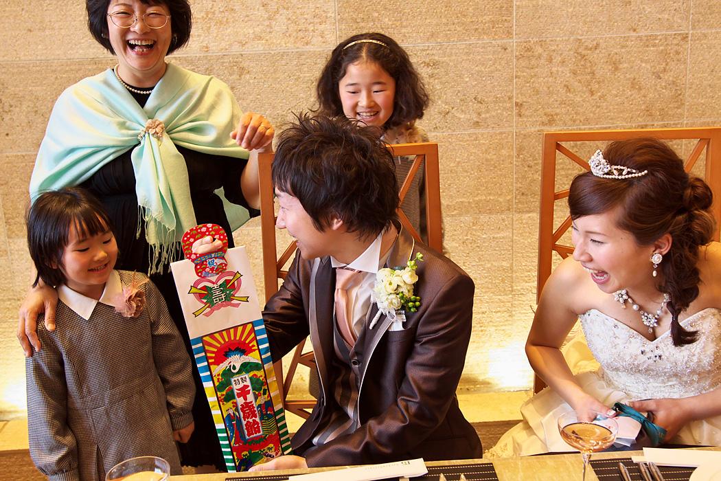 Happy Wedding! \\(^o^)/:Part2_c0187584_1021652.jpg