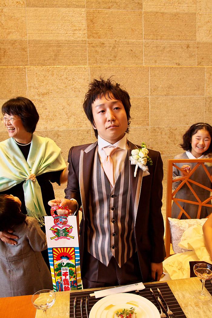 Happy Wedding! \\(^o^)/:Part2_c0187584_1022855.jpg