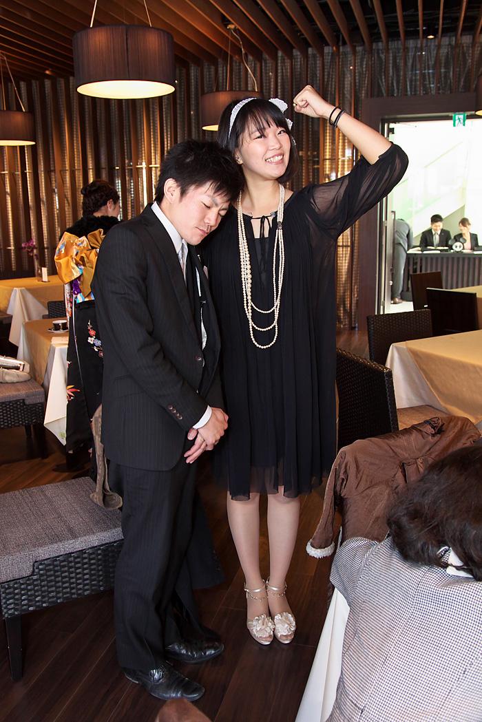 Happy Wedding! \\(^o^)/:Part2_c0187584_9581042.jpg