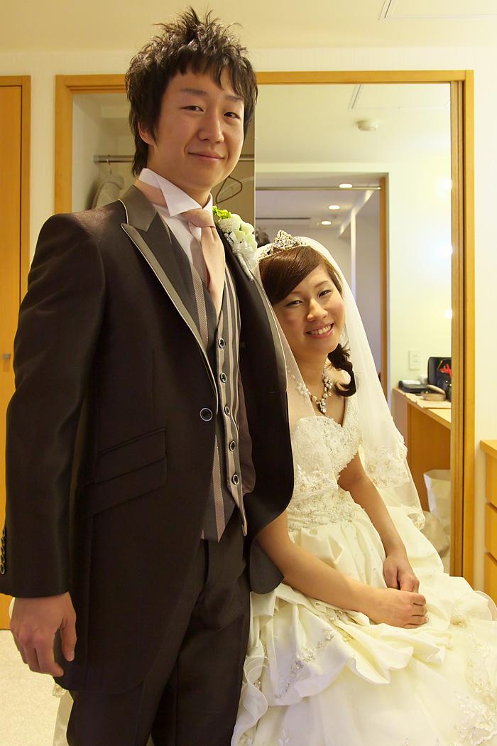 Happy Wedding! \\(^o^)/:Part2_c0187584_958113.jpg