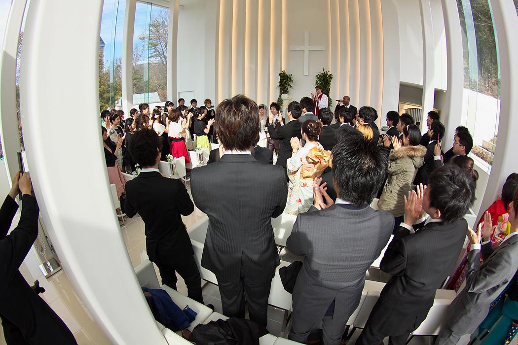 Happy Wedding! \\(^o^)/:Part2_c0187584_9584047.jpg