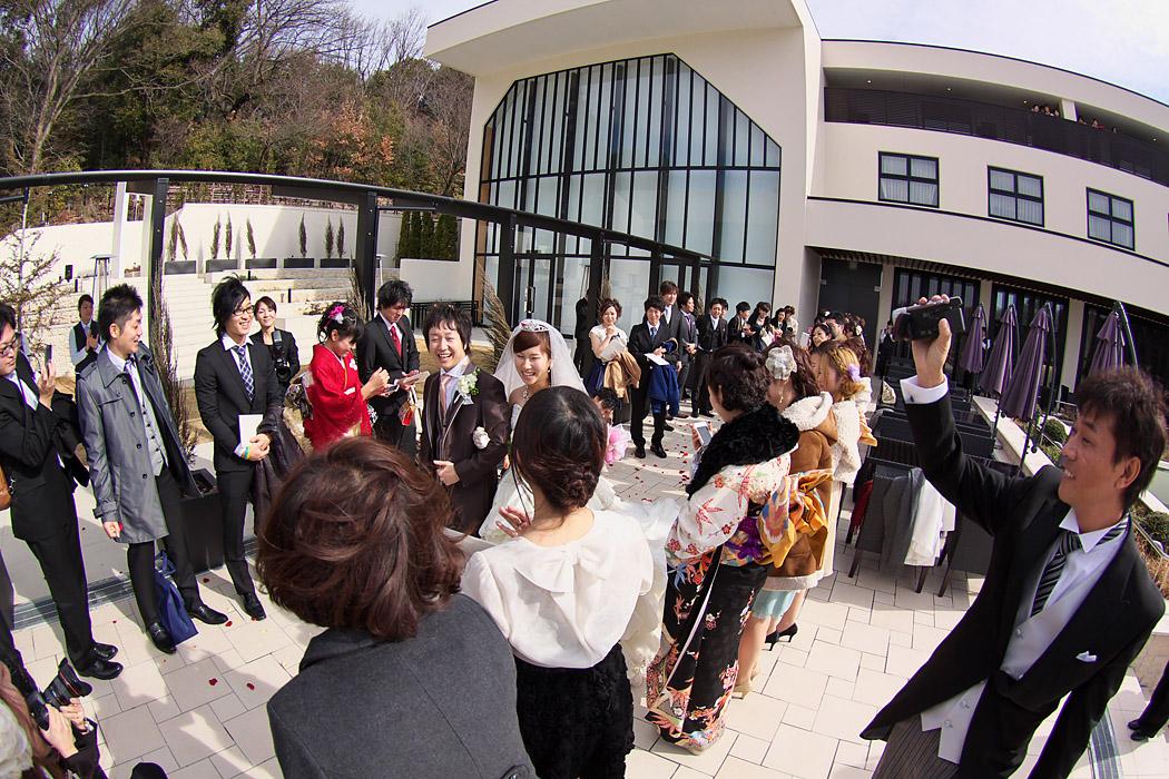 Happy Wedding! \\(^o^)/:Part2_c0187584_9585761.jpg