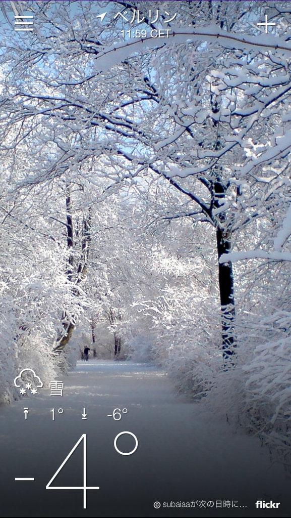 月曜日、ベルリンは大雪。_c0180686_01483700.jpg