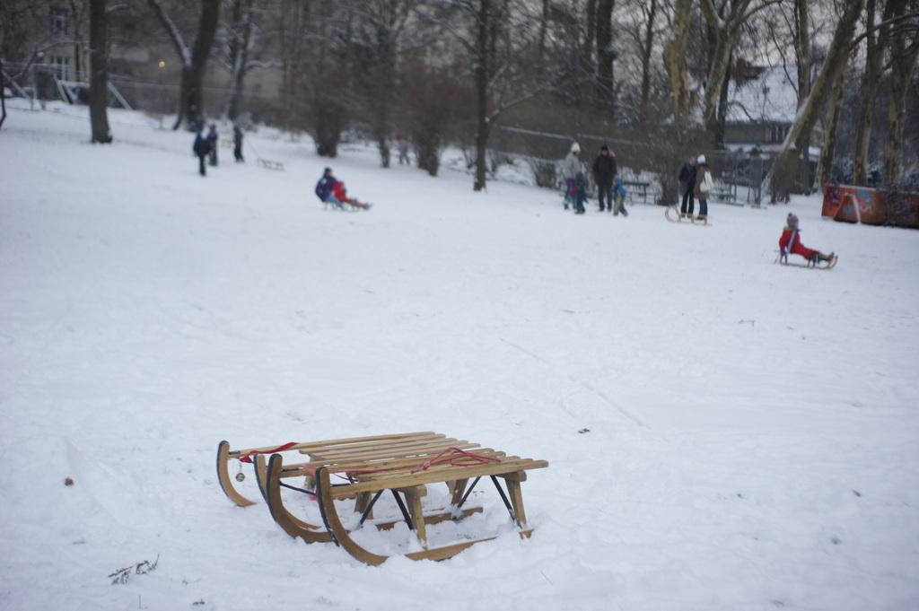 雪のベルリン。_c0180686_23070309.jpg
