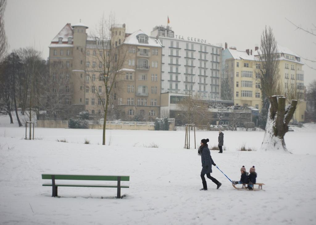 雪のベルリン。_c0180686_23101281.jpg