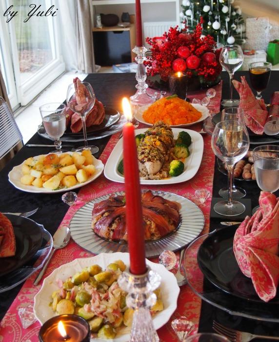 クリスマスディナーテーブルコーディネート_b0313387_07361638.jpg