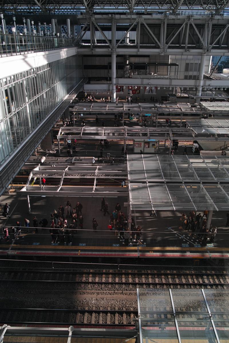 「OSAKA STATION CITY~2014~」_a0133692_15454138.jpg