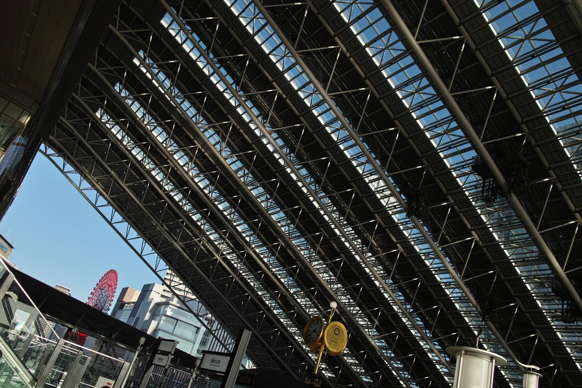 「OSAKA STATION CITY~2014~」_a0133692_15475017.jpg